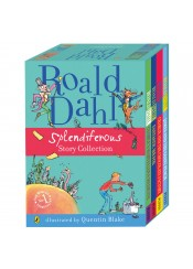 ROALD DAHL SPLENDIFEROUS STORY COLLECTION PB BOX SET