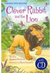 CLEVER RABBIT AND THE LION (+CD)
