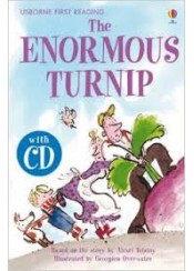 THE ENORMOUS TURNIP (+CD)