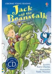 JACK AND THE BEANSTALK (+CD)