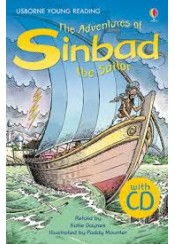 THE ADVENTURES OF SINBAD (+CD)