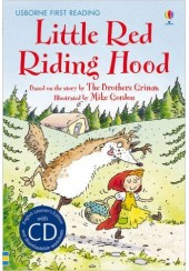 LITTLE RED RIDING HOOD (+CD)