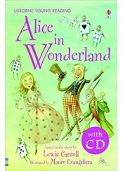 ALICE IN WONDERLAND (+CD)