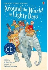 AROUND THE WORLD IN EIGHTY DAYS (+CD)