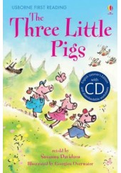 THE THREE LITTLE PIGS (+CD)