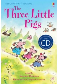 THE THREE LITTLE PIGS (+CD) 978-1-4095-4526-2 9781409545262