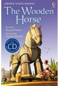 THE WOODEN HORSE (+CD) 978-1-4095-4535-4 9781409545354