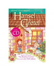HANSEL & GRETEL (+CD)