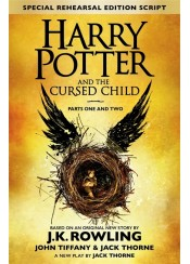 HARRY POTTER AND THE CURSED CHILD( PARTS ONE AND TWO)