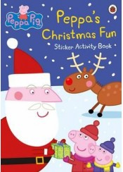 PEPPA'S CHRISTMAS FUN STICKER ACTIVITY BOOK