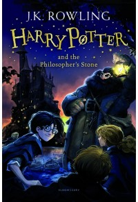 HARRY POTTER AND THE PHILOSOPHER'S STONE 978-1-4088-5565-2 9781408855652