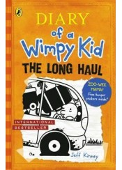 THE LONG HAUL - DIARY OF A WIMPY KID 9