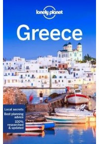 LONELY PLANET: GREECE 13TH EDITION 978-1-78657-446-6 9781786574466