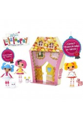 ΚΟΥΚΛΑ MINI LALALOOPSY AS11 & AS13
