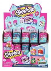 ΦΙΓΟΥΡΑ SHOPKINS WORLD VACATION SERIES 8