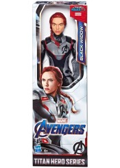ΦΙΓΟΥΡΑ BLACK WIDOW - AVENGERS TITAN HERO SERIES