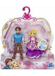 ΣΕΤ ΚΟΥΚΛΕΣ RAPUNZEL PRINCESS DISNEY ROYAL CLIPS