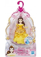KOUKLA DISNEY PRINCESS SMALL ROYAL CLIPS - BELLE