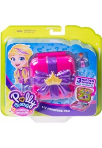 POLLY POCKET MINI - LIL' PRINCESS PAD  887961745887