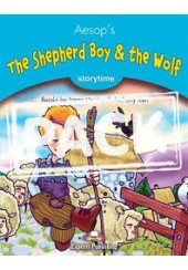 THE SHEPHERD BOY & THE WOLF (MULTI-ROM+DVD VIDEO+PAL)