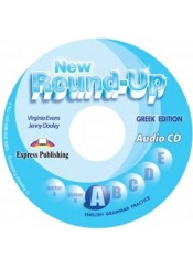 NEW ROUND-UP A AUDIO CD