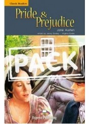 PRIDE & PREJUDICE SET WITH AUDIO CD's (CLASSIC READERS)