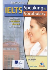 SUCCEED IN IELTS SPEAKING & VOCABULARY