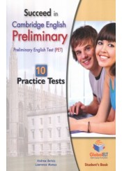 SUCCEED IN PET (10 TESTS) STUDENTS