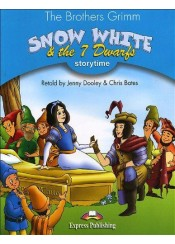 SNOW WHITE & THE 7 DWARFS WITH MULTI - ROM (AUDIO CD, DVD VIDEO PAL)