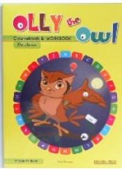 OLLY THE OWL PRE-JUNIOR COURSEBOOK AND WORKBOOK