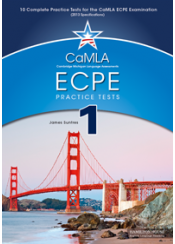 MICHIGAN ECPE PRACTICE TESTS 1-CAMLA - 10 COMPLETE TESTS