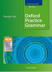 OXFORD PRACTICE GRAMMAR ADVANCED WITH KEY (+CD-ROM PRACTICE BOOST)
