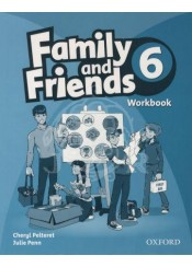 FAMILY AND FRIENDS 6 WORKBOOK
