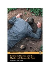 SHERLOCK HOLMES AND THE MYSTERY OF BOSCOMBE POOL (WITH MP3 AUDIO CD) LEVEL 3