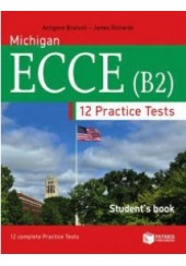 MICHIGAN ECCE (B2) STUDENT'S BOOK 12 COMPLETE PR.TESTS