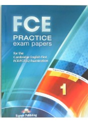 FCE PRACTICE EXAM PAPERS 1 STUDENT'S BOOK REVISED