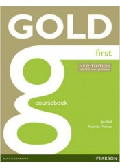 GOLD FIRST COURSEBOOK 2ND EDITION