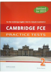 CAMBRIDGE FCE PRACTICE TESTS 2 REVISED FOR 2015