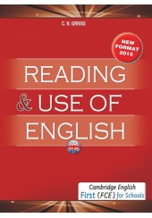 NEW FCE READING & USE OF ENGLISH 2015
