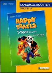 HAPPY TRAILS 1 YEAR LANGUAGE BOOSTER (+CD)