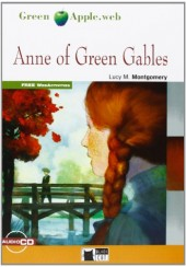 ANNE OF GREEN GABLES (+CD) GREEN APPLE
