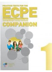 ECPE PRACTICE TESTS BOOK 1 COMPANION