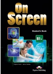 ON SCREEN B1+ POWER PACK (STUDENT'S BOOK, WORKBOOK & GRAMMAR BOOK, COMPANION AND GRAMMMAR TIME)