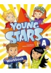 YOUNG STARS JUNIOR A WORKBOOK PLUS CD