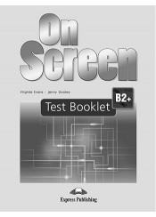 ON SCREEN B2+ (PLUS) TEST BOOKLET (REVISED)