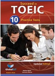 SUCCEED IN TOEIC 10 PR.TESTS SELF STUDY EDITION
