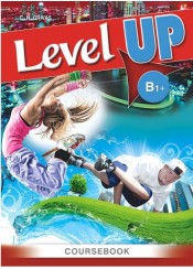 LEVEL UP B1+(PLUS) COURSEBOOK & WRITING BOOKLET