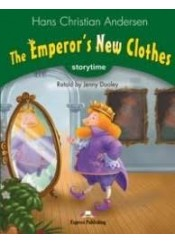 THE EMPEROR'S NEW CLOTHES (+AUDIO CD & DVD)