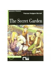 THE SECRET GARDEN +AUDIO CD/CD-ROM