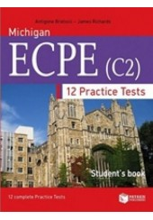 MICHIGAN ECPE C2 12 PRACTICE TESTS